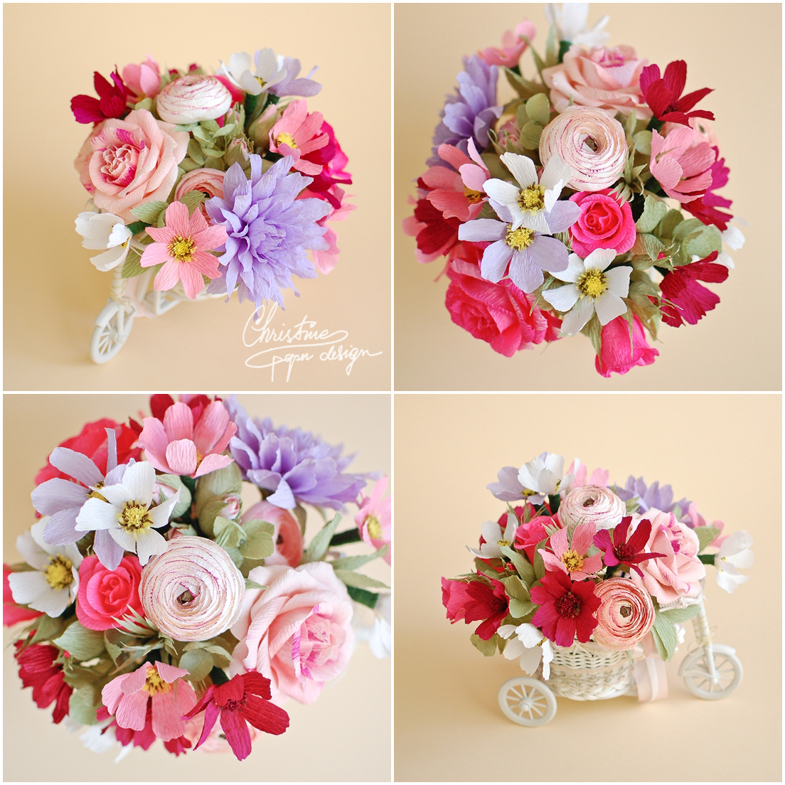 11Christine paper design - paper flowers2