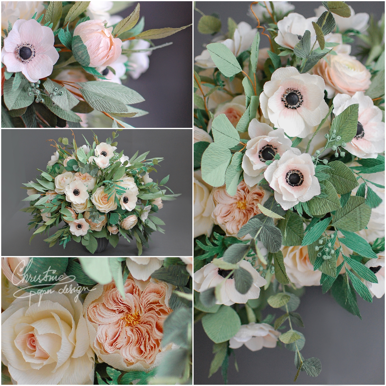 bouquet - Christinepaperdesign