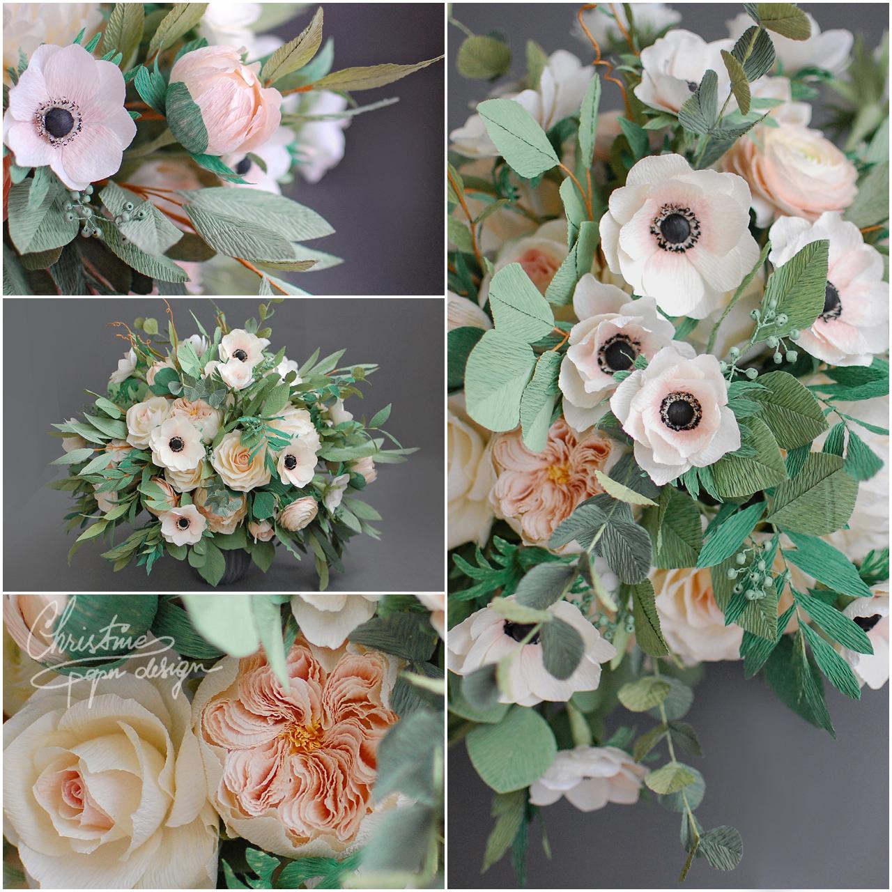 bouquet - Christinepaperdesign
